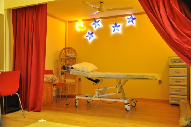New Therapy Rooms at the Dolphin Therapy Center in Marmaris