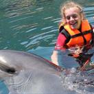 Delfintherapie Tagebuch von Vroni