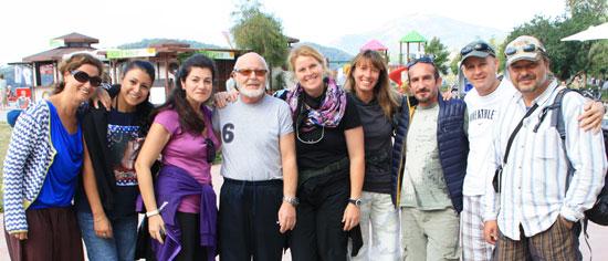 Das Delphin Therapie Team