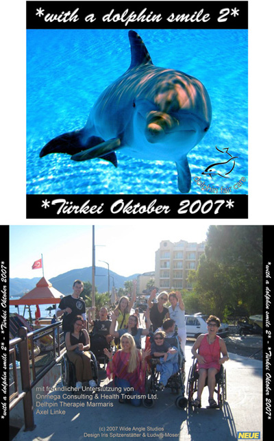 Dolphin Smile in Marmaris