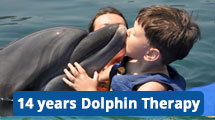 12 Years Dolphin Therapy Centre in Marmaris